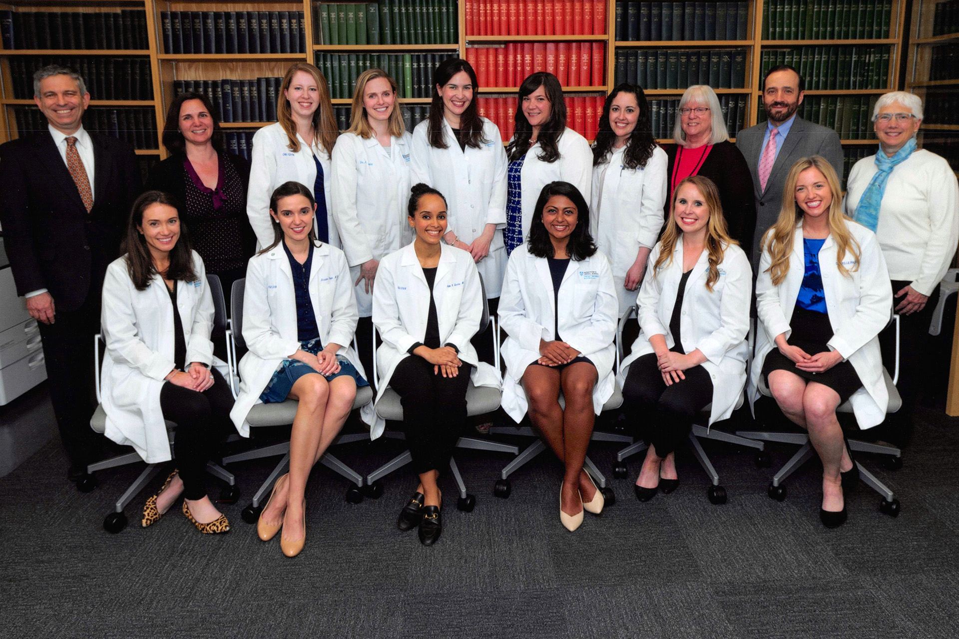 Obstetrics and Gynecology Integrated Residency Program at Brigham